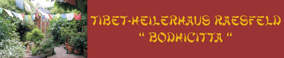 """Tibet-Heilerhaus Raesfeld """"Bodhicitta"""""""
